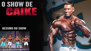 Caike de Oliveira vence o Muscle Contest 2020 - Melhores momentos