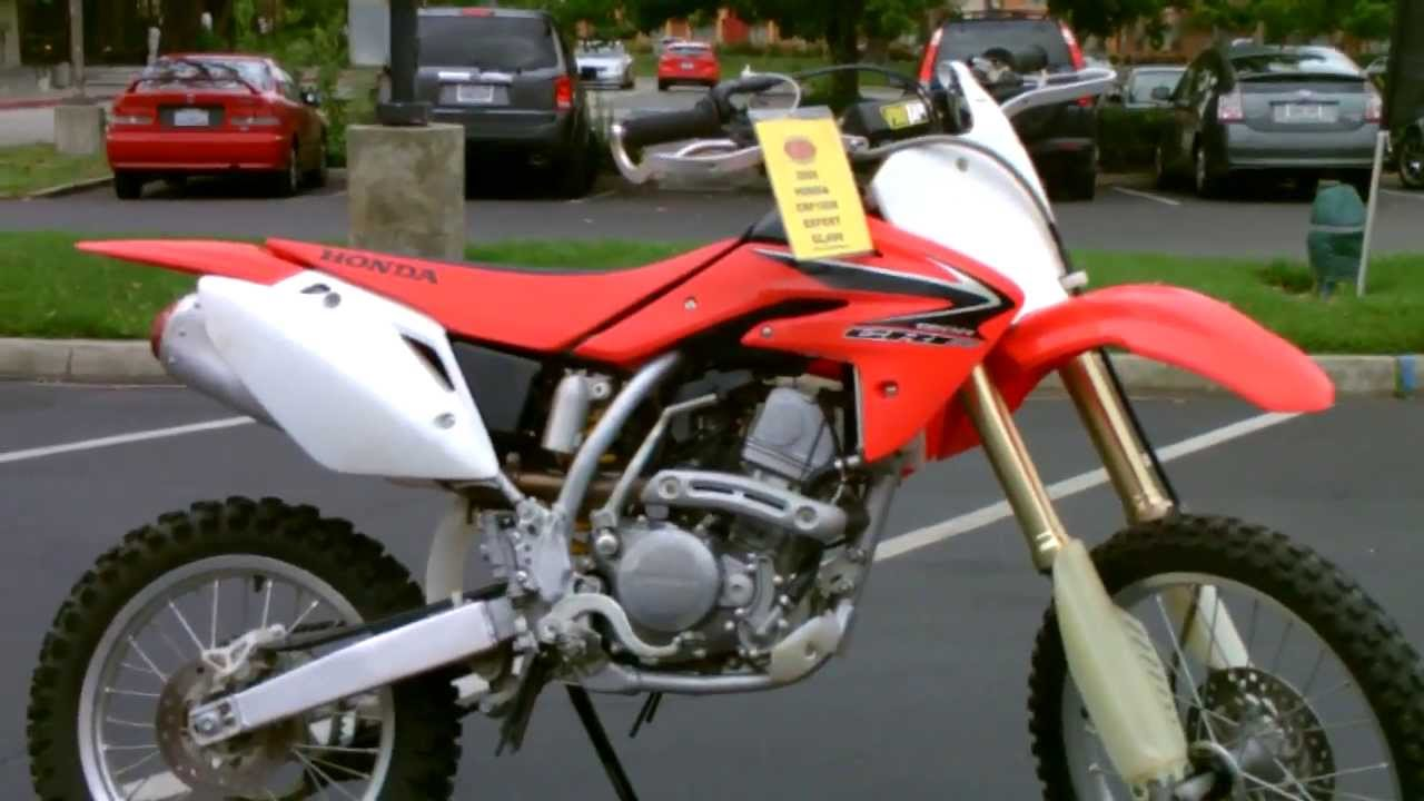 Contra Costa Powersports-Used 2008 Honda CRF150RB Expert 4-stroke ...