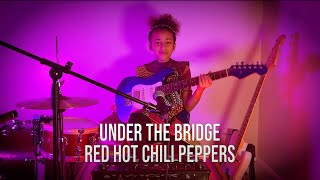 Under The Bridge - Red Hot Chili Peppers - Boss 505 Loop Station - Fender  Guitar - Ludwig Drums