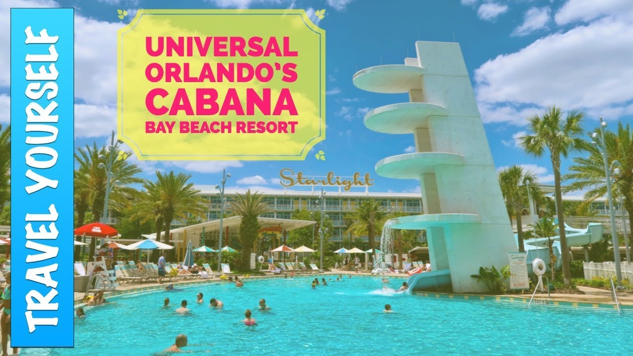 Review Universal Orlando S Cabana Bay Beach Resort