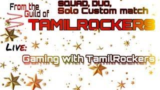 TamilRockers Team Karma Custom Room solo