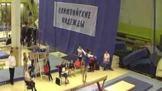 бревно финал 1 место 1 р-д Астафьева Оля  2004 гр 13,133