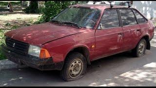 'Москвич' 2141 (Из грязи... обратно в грязь 2)
