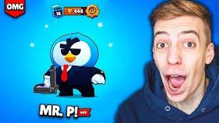 ICH SPIELE MR. P VΟR ALLEN ANDEREN!! 😈😨 NEUER BRAWLER UPDATE GAMEPLAY! ★ Brawl Stars deutsch