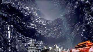 《地理中国》山水奇观·吞天陷阱 前往从未被人类涉足过的神秘天坑 20180912 | CCTV科教