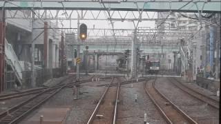 【FullHD前面展望】東武伊勢崎線 西新井~谷塚【下り急行線切替前日】