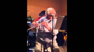 """Sam Most - """"Father of Bebop Flute"""""""