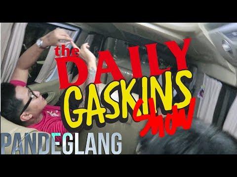 DAILY GASKINS SHOW PANDEGLANG