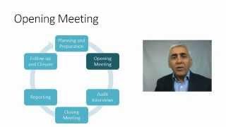 audit opening meeting