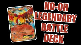 Pokemon TCG Online: Quick win with Ho-oh Legendary Battle Deck