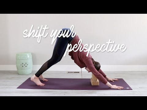 Shift Your Perspective | Restorative Yoga Poses