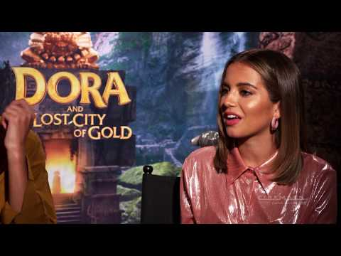 cinemark-interviews-isabela-moner-and-jeff-wahlberg-of-dora-and-the-lost-city-of-gold