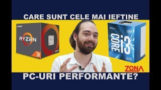 PC Garage: Care sunt cele mai ieftine PC-uri... performante?