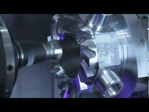 Токарно-фрезерный станок DMG CTX gamma 2000 TC [720p]