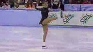 Nancy Kerrigan 1991 Nationals LP