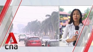 Haze in Malaysia Environmental groups call for action