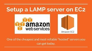 Amazon Web Services - EC2 Server Setup - Free Server for 1 Year