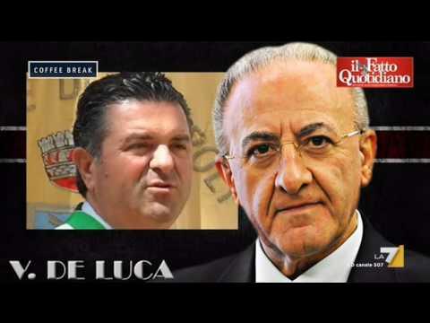 Vincenzo De Luca e la frittura di pesce: un inno al clientelismo?
