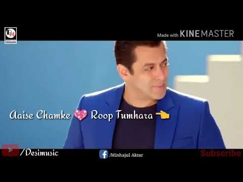 Dilkash Aankhein Nikhra Chehra    Salman Khan & Katrina Kaif    ❤ Romantic Status Video ❤