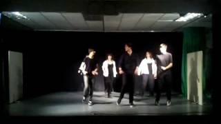 coreografia Mambo number 5