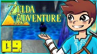 ZELDA ADVENTURE #09 : L'HORRIBLE TEMPLE DE LA GLACE !