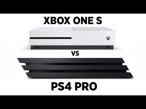 Playstation Pro Mu Xbox One Mi Playstation Vs Xbox One