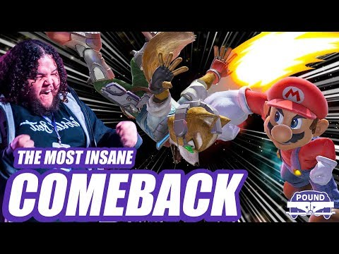 The Most INSANE Comeback!! Pound 2019 Top 48 Highlights   Smash Bros Ultimate