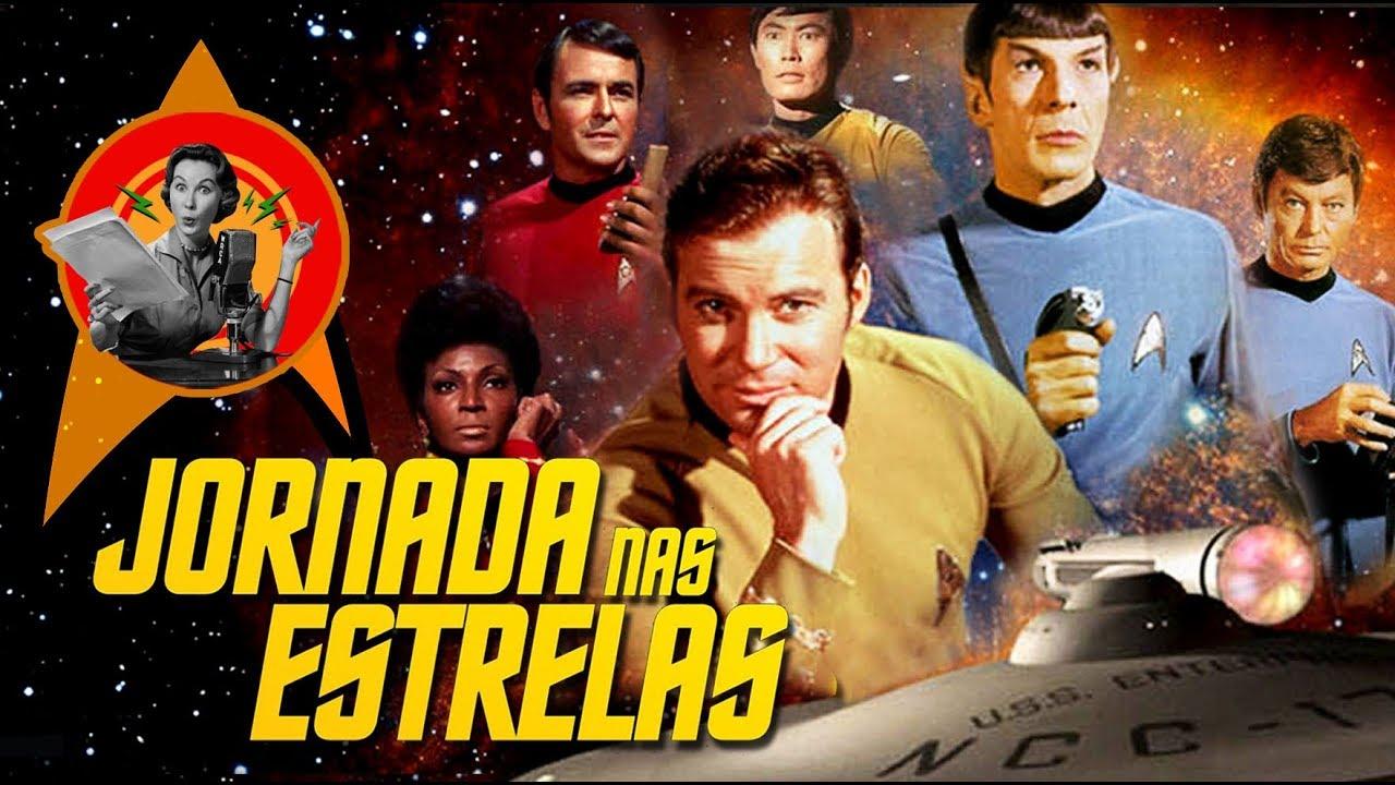 Jornada nas Estrelas: a série clássica - duas dublagens (AIC e VTI) - YouTube