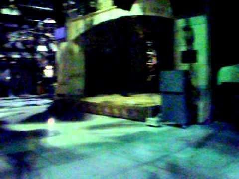 Tour of SNL set during the Schrenker media tour
