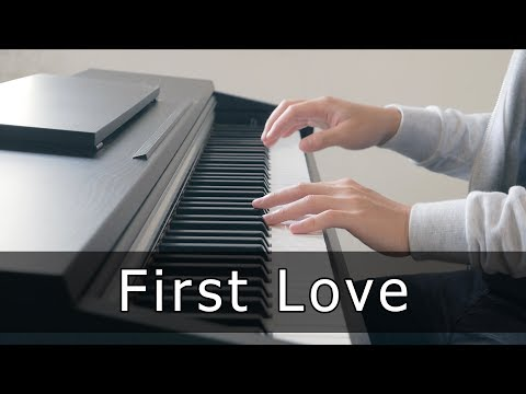 Utada Hikaru - First Love (Piano Version By Riyandi Kusuma)