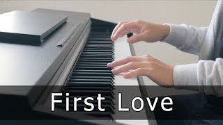 Utada Hikaru - First Love (Piano Version By Riyandi Kusuma)