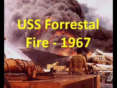 """Situation Critical: USS Forrestal"" - Documentary about the tragic 1967 fire"