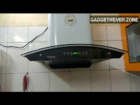 Hindware Kitchen Essential Chimney Review | Full Review| H Auto Clean Chimney