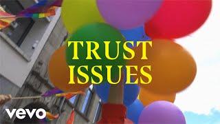 Astrid S - Trust Issues (Lyric Video)