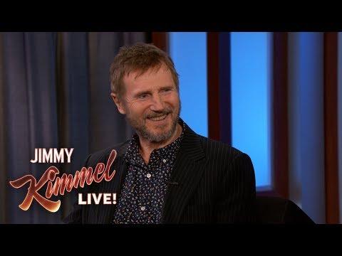 Liam Neeson on Deep Throat & Donald Trump