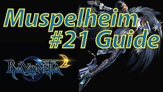 Bayonetta 2 Muspelheim #21 Guide Don