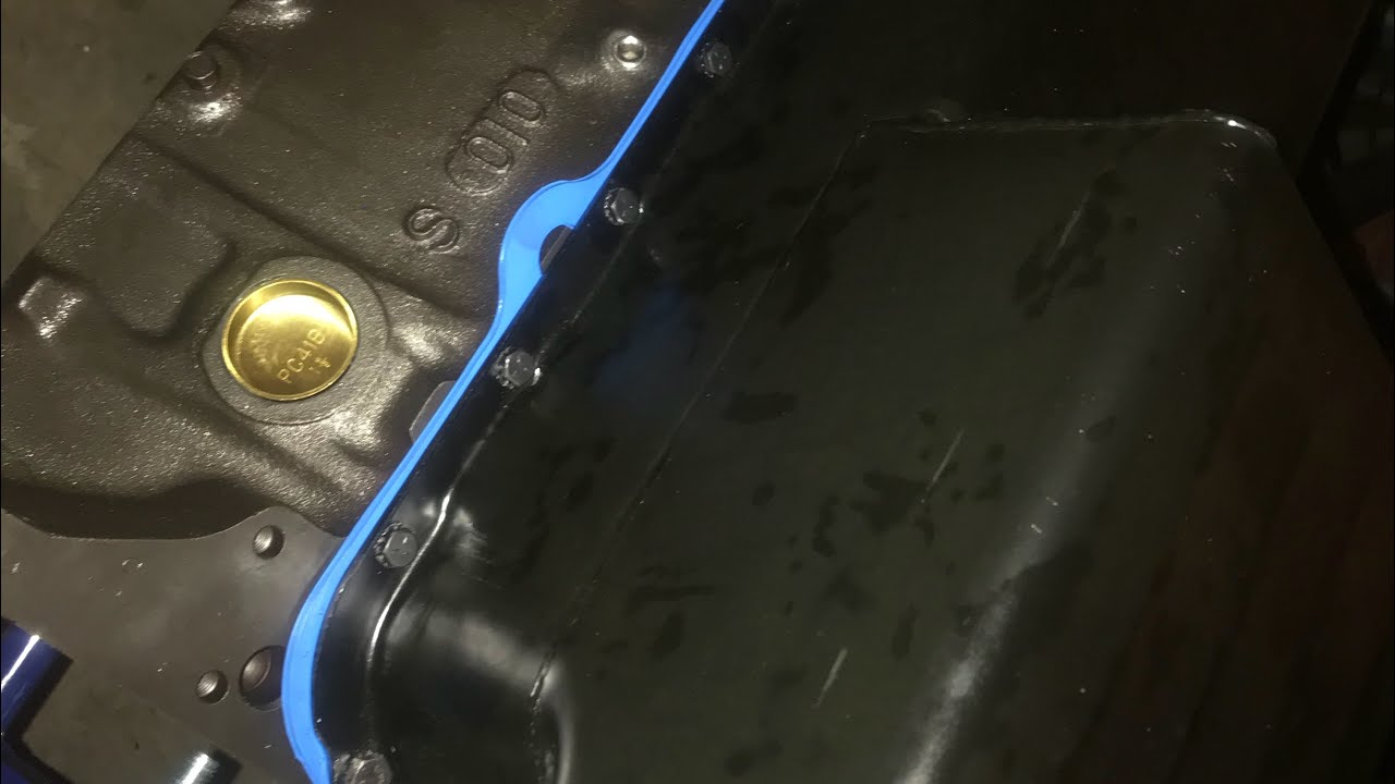 The Best Oil Pan Gasket for a Small Block Chevy