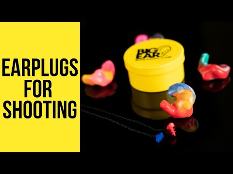 Earplugs For Shooting - 3 Main Types Of Shooting Hearing Protection {Explained 2019}