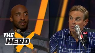 Ronde Barber compares Darrelle Revis and Richard Sherman | THE HERD