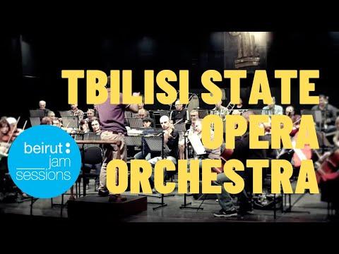 Tbilisi State Opera Orchestra - Symphony No. 9 (Antonin Dvořák) | Beirut Jam Sessions