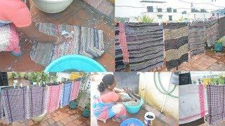 கிச்சனுக்கு உபயோகப்படுத்தும் துணிகளை துவைப்பது எப்படி |how To wash kichen Clothes Easily