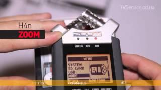 ZOOM H4n (next) & APH4N - Полный обзор Устройства звукозаписи. Unboxing - Review