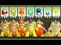 New Super Mario Bros. Wii - All Bowser P