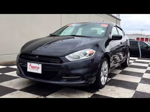 2013 Dodge Dart SXT | Secuirty System | Media Ports | Cruise Contr Sedan