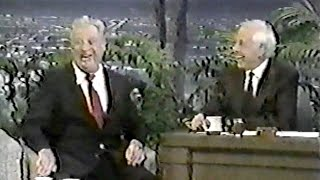 Rodney Dangerfield's Final Appearance on The Tonight Show with Johnny Carson (1992)