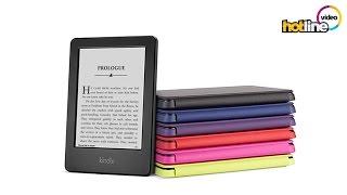 Обзор E Ink ридера Amazon Kindle 6