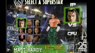 WWF No Mercy Mod - WWE WrestleMania 25 V2.0 - RE-RELEASED!!