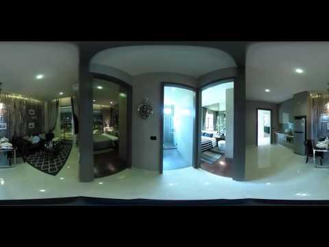 Mayfair Place Sukhumvit 50 : 2 Bedroom TYPE A2 size 44 SQ.M.