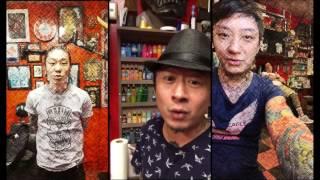 2017台北國際紋身藝術音樂祭 刺客紋身