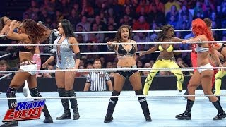 Divas Championship No. 1 Contender Battle Royal: WWE Main Event, April 15, 2014 thumbnail